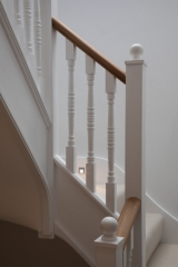 Kingston Project, Stairs