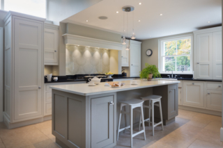 Kitchen, LED task and decorative pendants