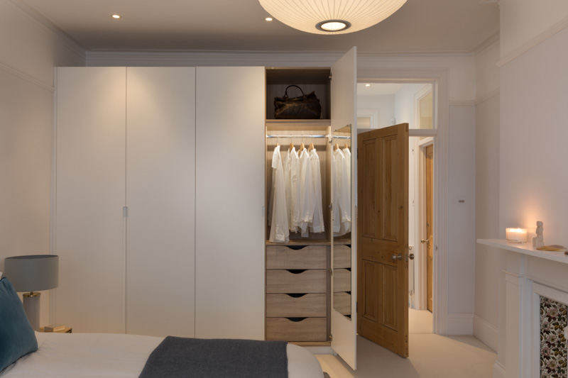 Kingston Project, Master Bedroom Wardrobe