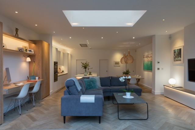 Kingston Project, Open Plan