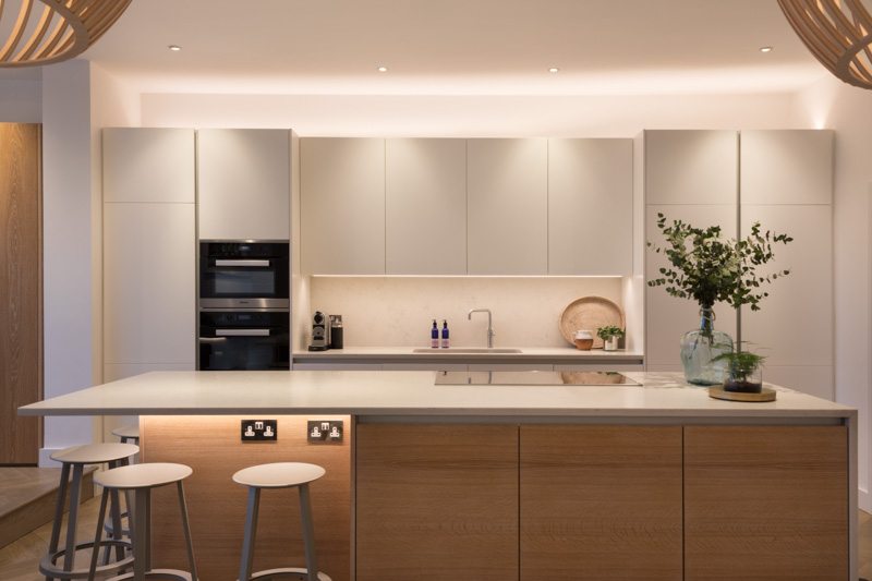 Kingston Project, Open Plan Kitchen