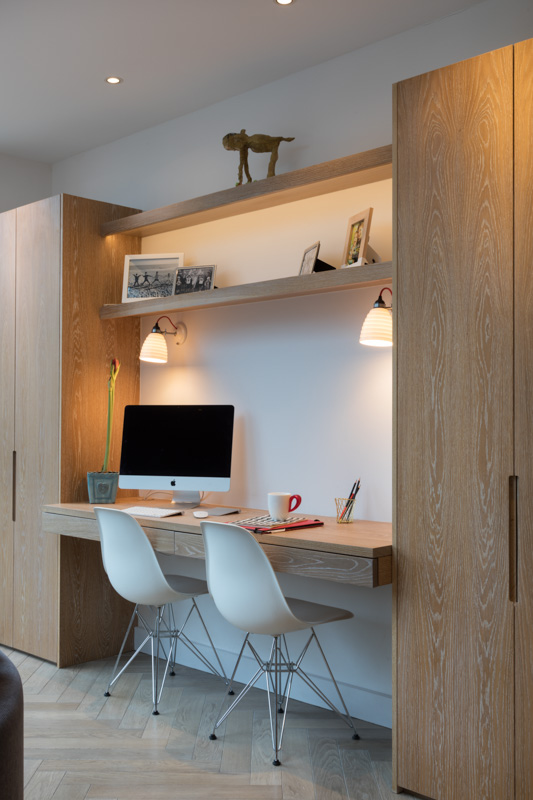Kingston Project, Open Plan Study